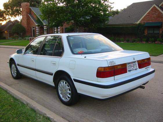 Superb 1991 Honda Accord